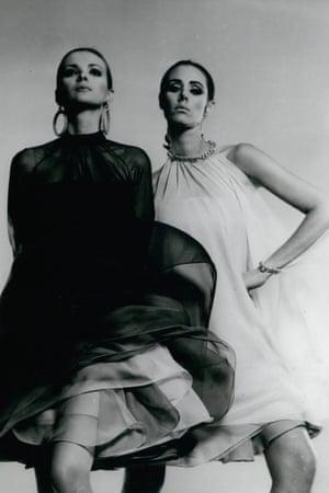 Nina Ricci dresses, spring/summer 1967