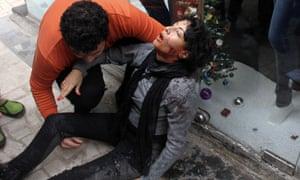 shaimaa al-sabbagh egypt protest