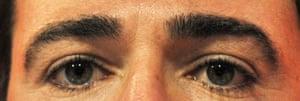 Any Burnham's eyelashes