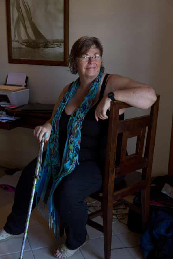 Penny Tyas, 57, who  has multiple sclerosis, faced delays in payments that led to her being evicted and being declared bankrupt
