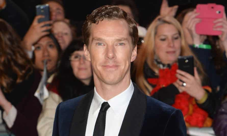 Benedict Cumberbatch has apologized.