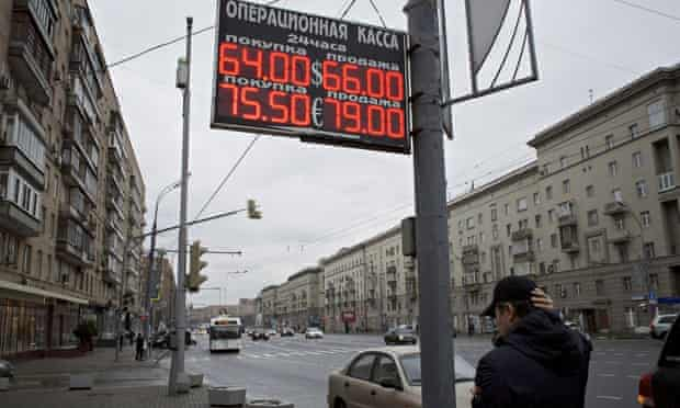 Russia credit rating junk
