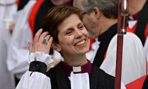 First Woman Bishop in Britain