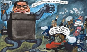 The Guardian Comment Cartoon Commentisfree The Guardian - The guardian us political map