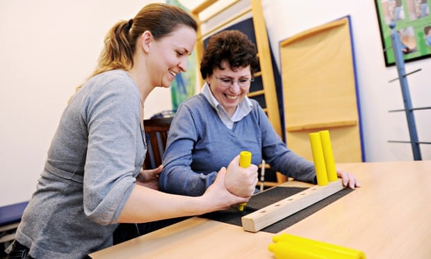 What courses should I take in high school to become an Occupational Therapist?