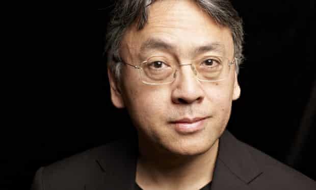 'I tend to write the same book over and over' … Kazuo Ishiguro