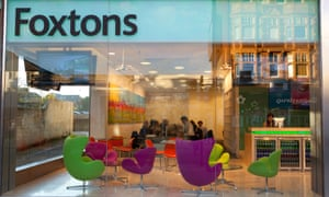 Foxtons reported a 25.7% dip in sales commission at the end of 2014.