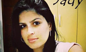 Jandyra Magdalena who died from an illegal abortion