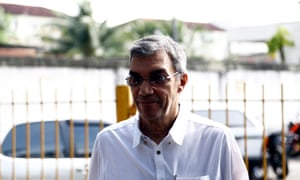 Unlicensed doctor Carlos Augusto Graça de Oliveira who is said to have carried out the abortion on Jandyra.