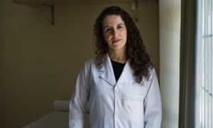 Luciana Lopes, a anti-abortion gynaecologist