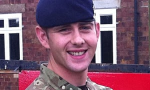 Lance Bombardier Richard Jones inquest