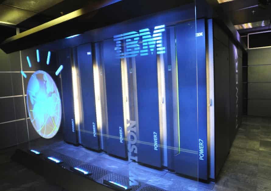 IBM computer Watson