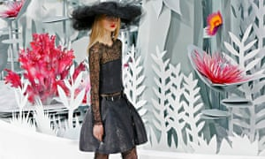 Chanel's 2015 haute couture spring/summer show in Paris