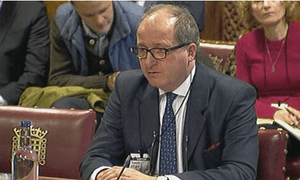 Paul Vickers, chair of the Regulatory Funding Company.