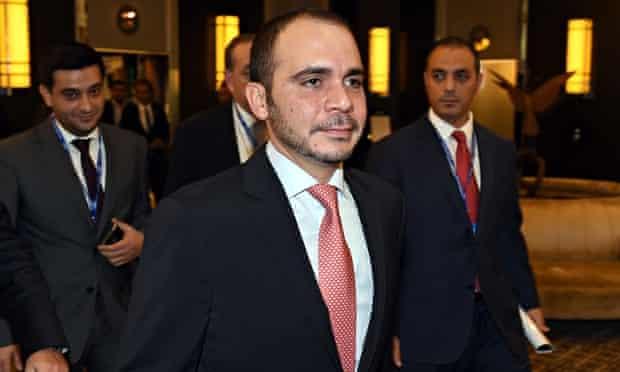FIFA vice-president Prince Ali bin Al Hu