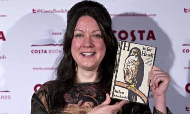 British author Helen Macdonald