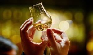 Duty on whisky and other spirits was frozen in last year's budget.