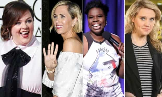 female ghostbusters cast photos