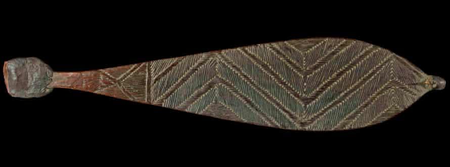 spear thrower aboriginal