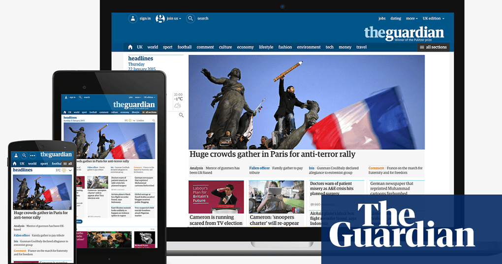 Welcome to the new Guardian website | Help | The Guardian