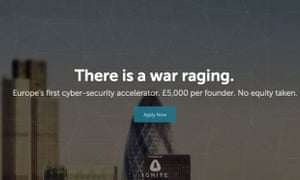 Cyber London claims to be Europe's first cyber-security accelerator