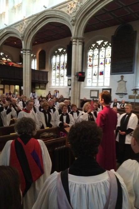 bishop libby lanes consecration in york