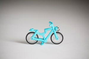 Hipster Lego: the fixie
