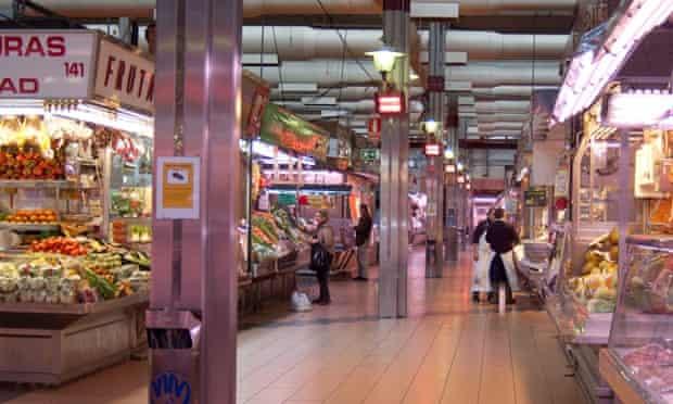 Mercado de Maravillas, Madrid