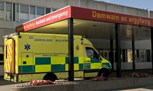 Welsh ambulances failed to meet response time target last