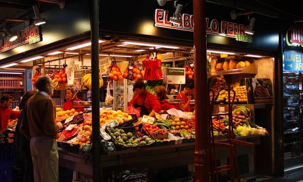 Top 10 food markets in Madrid | Travel | The Guardian
