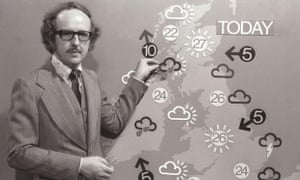 Weather forecaster Michael Fish was blamed - he still says wrongly - for not warning the nation about the severity of a storm approaching UK in 1987. The following day, 18 people died as winds reached speeds of 115mph.