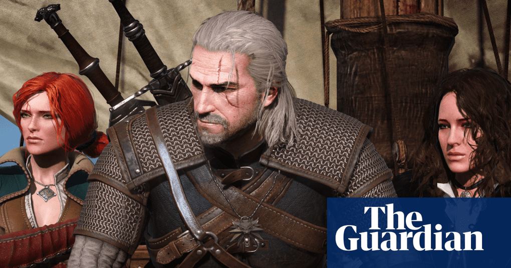 Why Sex Matters In Witcher 3 The Grand Theft Auto Of Fantasy Games