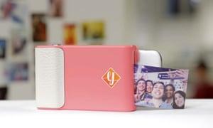 Prynt's instant-printing smartphone case is a Kickstarter hit.