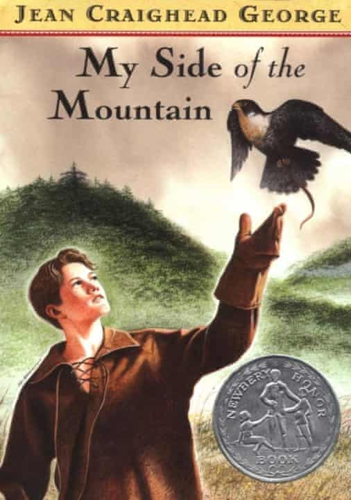 My Side of the Mountainby Jean Craighead George (Puffin Books)