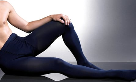 Men in tights: how chaps are reclaiming hosiery | Fashion | The Guardian