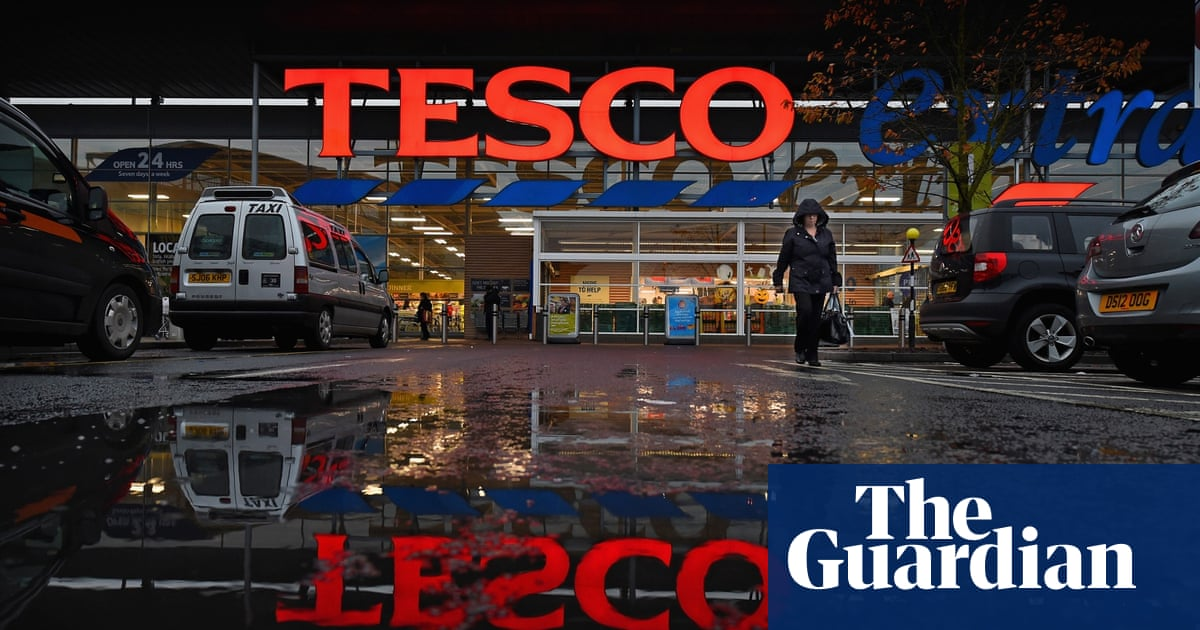Tesco Names 43 Stores To Close In Turnaround Plan Business The