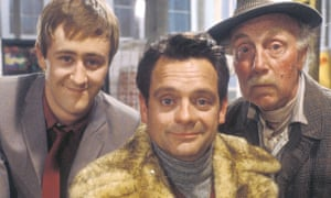 Del Boy chic: the rise of the sheepskin coat | Fashion | The Guardian