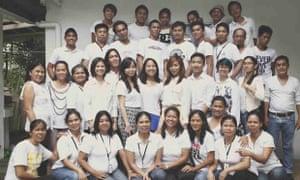 Rags2Riches team