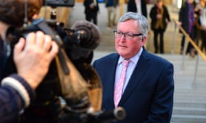 Scottish Energy Minister Fergus Ewing has announced a moratorium on unconventional oil and gas extraction.