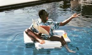 Eddie Murphy pool