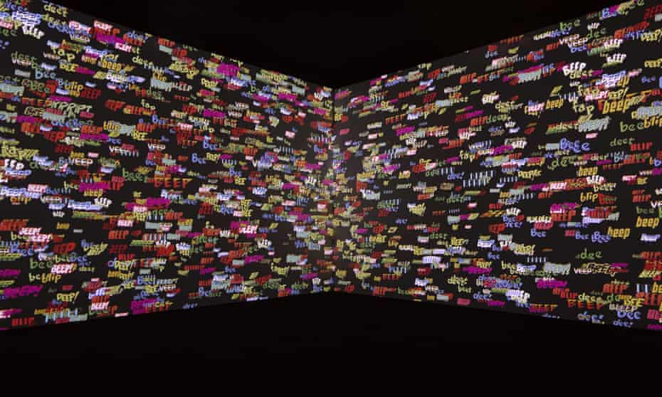 Surround Sounds, by Christian Marclay