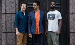 Stephan Crump, Vijay Iyer and Marcus Gilmore