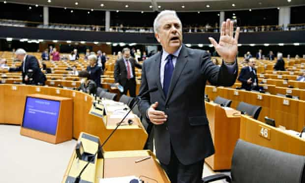 European parliament mini plenary session