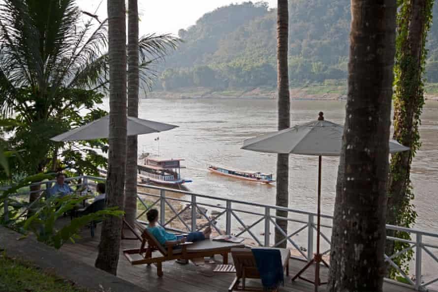 Belle Rive Hotel, Luang Prabang