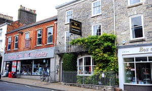 The Casterbridge Bed and Breakfast hotel at Dorchester Dorset Wessex UK