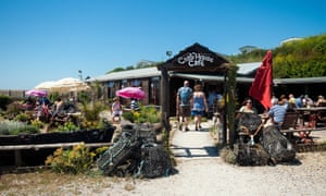 The Crab House Cafe in Wyke Regis, Dorset
