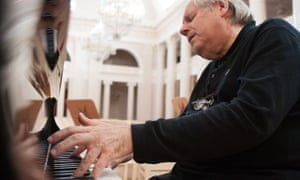 George Sokolov … 'one of the world's greatest living pianists'