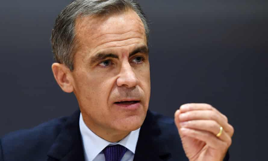 Bank of England Governor Mark Carney has attacked eurozone austerity.