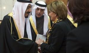 Nancy pelosi in Saudi