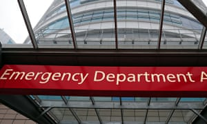 A&E staffing levels recommended